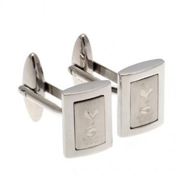 Tottenham Hotspur Stainless Steel Framed Cufflinks